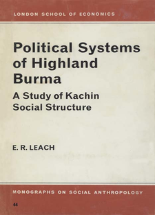 Cover image for Political systems of Highland Burma: a study of Kachin social structure