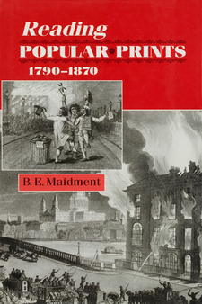 Cover image for Reading popular prints, 1790-1870