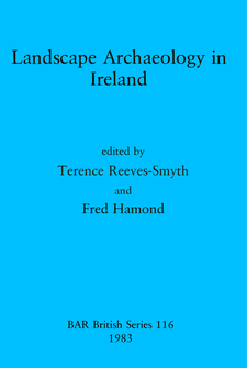 Cover image for Landscape Archaeology in Ireland