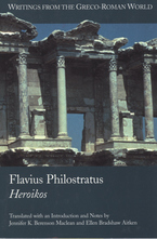 Cover image for Flavius Philostratus: Heroikos
