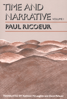 Cover image for Time and narrative, Vol. 1