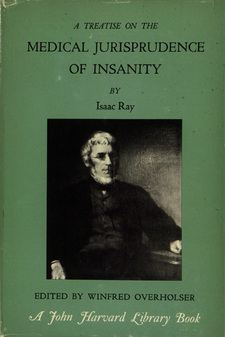Cover image for A treatise on the medical jurisprudence of insanity