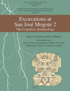Cover image for Excavations at San José Mogote 2: The Cognitive Archaeology