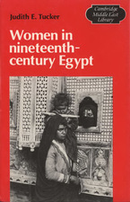 Cover image for Women in nineteenth-century Egypt