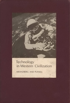 Cover image for Technology in Western civilization, Vol. 2