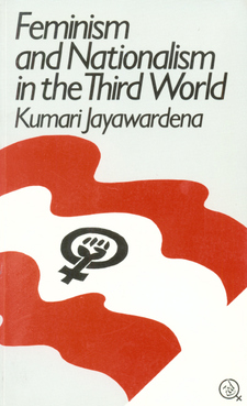 Cover for Feminism and nationalism in the Third World