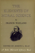 Cover image for The elements of moral science