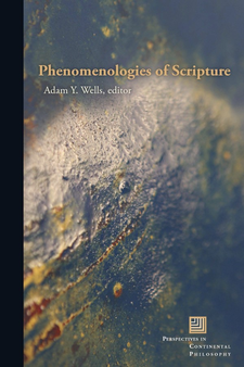 Cover image for Phenomenologies of scripture