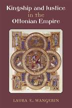Cover image for Kingship and Justice in the Ottonian Empire