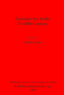 Cover image for Crusader Art in the Twelfth Century
