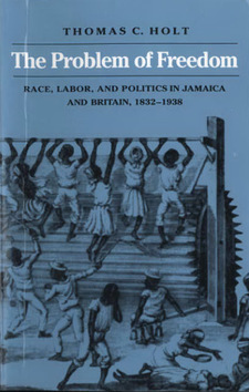Cover image for The problem of freedom: race, labor, and politics in Jamaica and Britain, 1832-1938