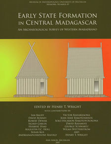 Cover image for Early State Formation in Central Madagascar: An Archaeological Survey of Western Avaradrano