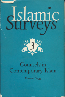 Cover image for Counsels in contemporary Islam
