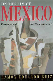 Cover image for On the rim of Mexico: encounters of the rich and poor