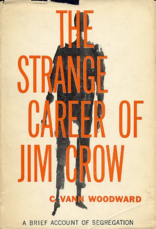 Cover image for The strange career of Jim Crow