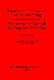 Cover image for Typologie et Préhistoire de l'Asturien du Portugal / The Asturian in Portugal: Typology and Chronology