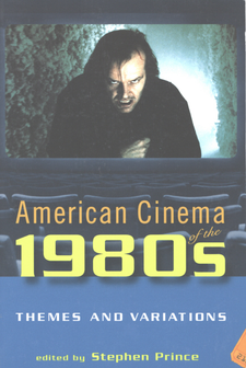 Cover image for American cinema of the 1980s: themes and variations