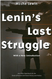 Cover image for Lenin's Last Struggle
