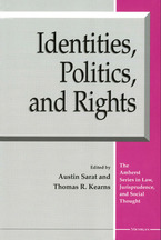 Cover image for Identities, Politics, and Rights