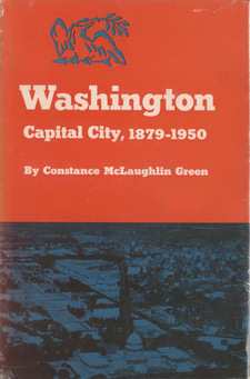 Cover for Washington, Vol. 2