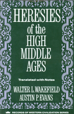Cover image for Heresies of the high middle ages