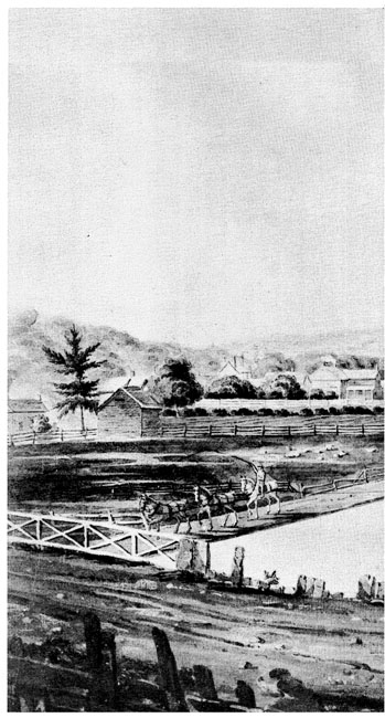 The Erie Canal, 1830–31