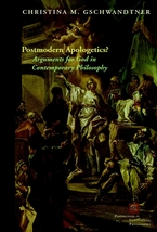 Cover image for Postmodern apologetics?: arguments for God in contemporary philosophy