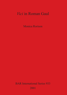Cover image for Vici in Roman Gaul