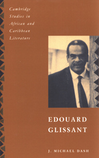 Cover image for Edouard Glissant