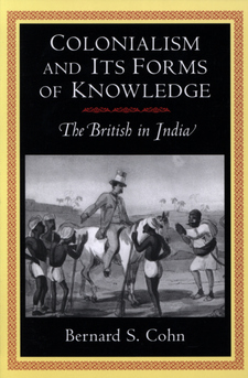 Cover image for Colonialism and its forms of knowledge: the British in India