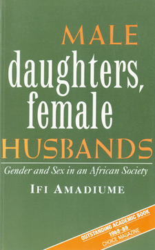 Cover image for Male daughters, female husbands: gender and sex in African society