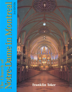 Cover image for The Church of Notre-Dame in Montreal: an architectural history