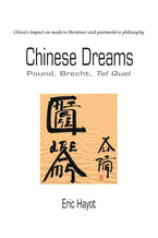 Cover image for Chinese Dreams: Pound, Brecht, Tel Quel