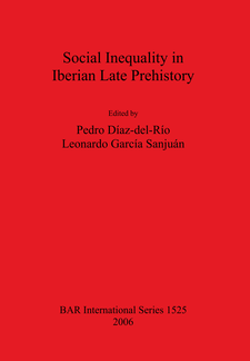 Cover image for Social Inequality in Iberian Late Prehistory