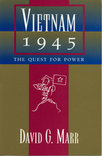 Cover image for Vietnam 1945: the quest for power