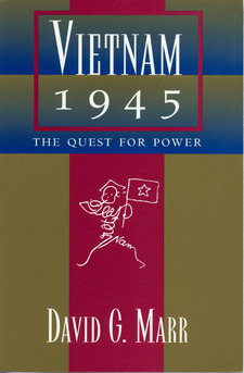 Cover for Vietnam 1945: the quest for power
