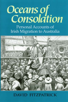 Cover image for Oceans of consolation: personal accounts of Irish migration to Australia