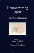 Cover image for Democratizing Japan: the Allied occupation