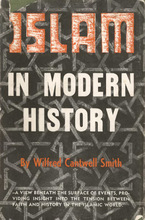 Cover image for Islam in modern history