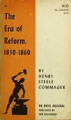Cover image for The era of reform, 1830-1860
