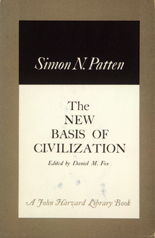 Cover image for The new basis of civilization