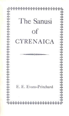 Cover image for The Sanusi of Cyrenaica