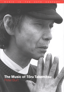 Cover image for The music of Tōru Takemitsu