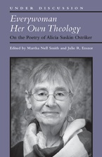 Cover image for Everywoman Her Own Theology: On the Poetry of Alicia Suskin Ostriker