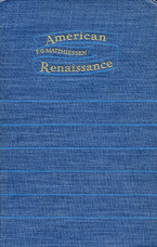 Cover image for American renaissance: art and expression in the age of Emerson and Whitman