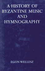 Cover image for A history of Byzantine music and hymnography