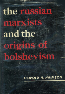 Cover image for The Russian Marxists & the origins of Bolshevism