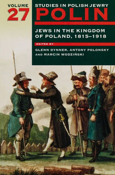 Cover image for Jews in the Kingdom of Poland, 1815-1918