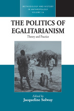 Cover image for The politics of egalitarianism: theory and practice