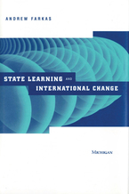 Cover image for State Learning and International Change